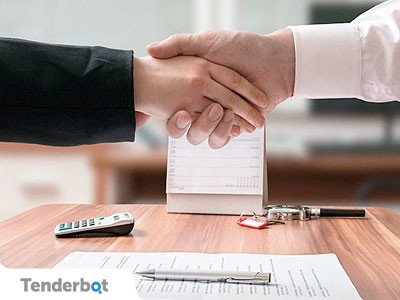 Как подписать договор на госзакупках