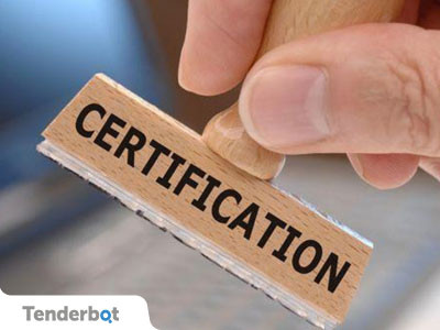 Сертификаты в госзакупках в 2020